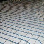 Арматурная сетка в теплом полу