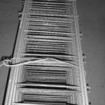 Арматурный каркас для армирования колонн